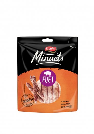 Minuets sticks fuet 40 gr.
