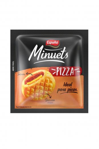 Minuets pizza 40 gr.